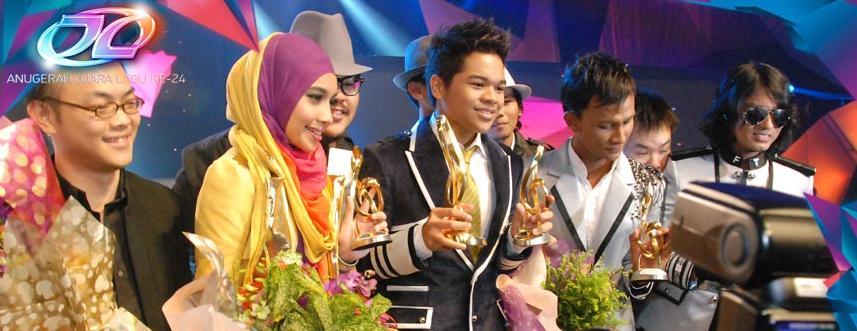 anugerah juara lagu 24