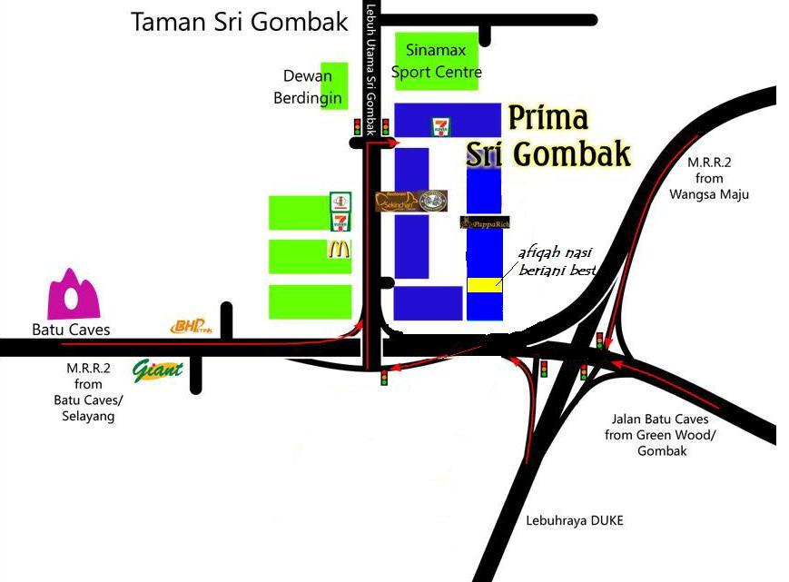TV Alhijrah dan Prima Sri Gombak