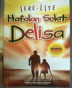 """""""novel hafalan solat delisa"""""""