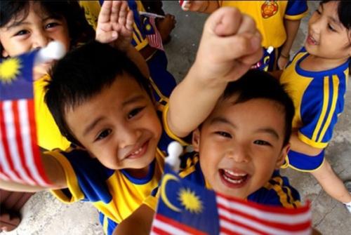 anak kita anak malaysia