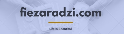 fiezaradzi.com header image